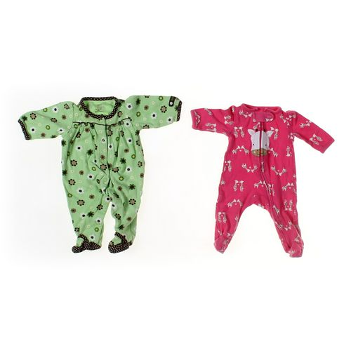 Just One You Footed Pajamas Set in size NB at up to 95% Off - Swap.com
