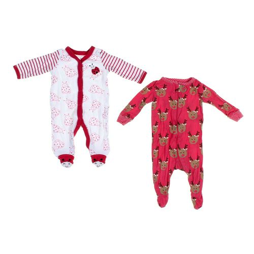 Koala Baby Footed Pajamas Set in size NB at up to 95% Off - Swap.com