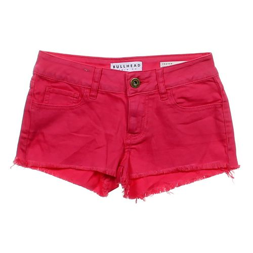 Bullhead Frayed Short Shorts in size JR 1 at up to 95% Off - Swap.com