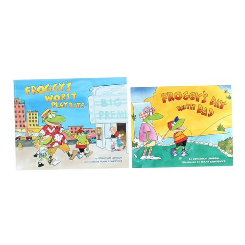 Froggy Book Set at up to 95% Off - Swap.com