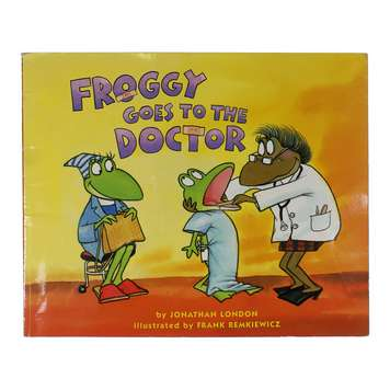 Froggy Goes to the Doctor for Sale on Swap.com