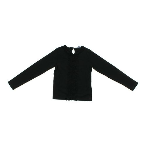 Hartstrings Front Ruffled Knit Shirt in size 14 at up to 95% Off - Swap.com