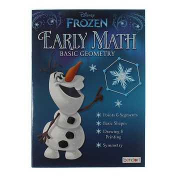 Frozen Early Math Activity Book for Sale on Swap.com
