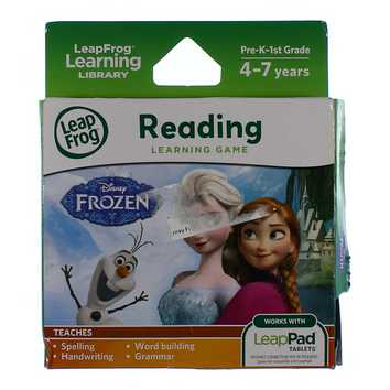 Frozen Reading Game for Sale on Swap.com
