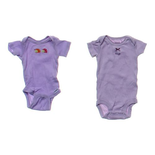 Carter's Fun Bodysuit Set in size NB at up to 95% Off - Swap.com