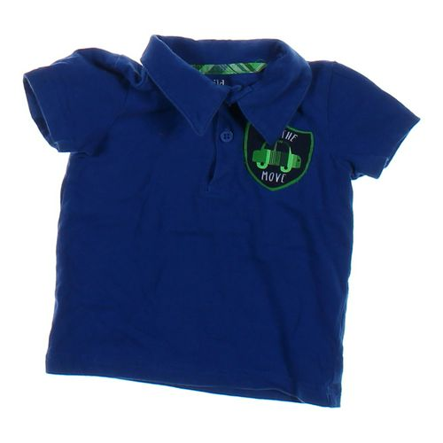 Child of Mine Fun Polo Shirt in size 18 mo at up to 95% Off - Swap.com
