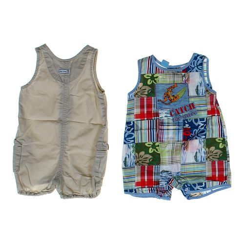 Old Navy Fun Romper Set in size 6 mo at up to 95% Off - Swap.com