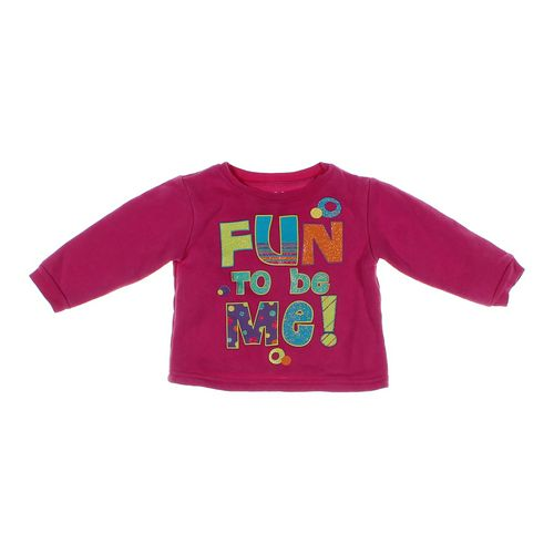 """Garanimals """"Fun To Be Me!"""" Sweatshirt in size 12 mo at up to 95% Off - Swap.com"""