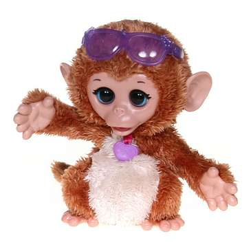 FurReal Friends Baby Cuddles My Giggly Monkey Pet for Sale on Swap.com