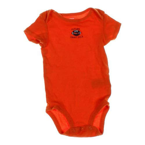 "Carter's ""Future Draft Pick"" Bodysuit in size 9 mo at up to 95% Off - Swap.com"