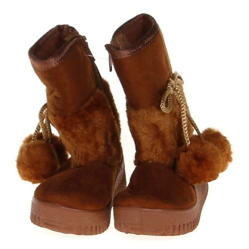 Fuzzy Boots in size 1 Infant at up to 95% Off - Swap.com