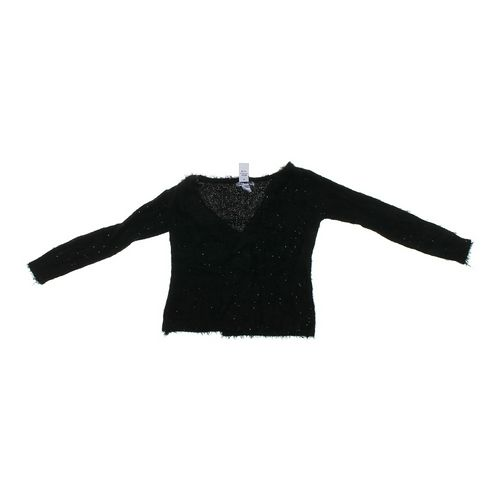 Say What? Fuzzy Cardigan in size JR 3 at up to 95% Off - Swap.com