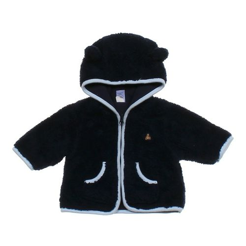 babyGap Fuzzy Zip-up Hoodie in size NB at up to 95% Off - Swap.com