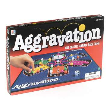 Game: Aggravation for Sale on Swap.com