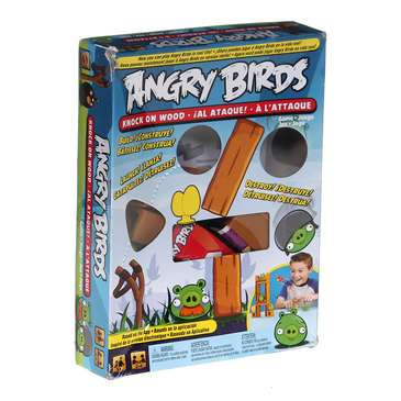 Game: Angry Birds: Knock On Wood for Sale on Swap.com