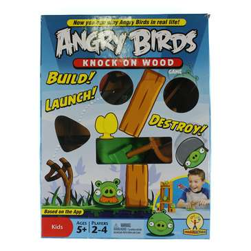 Game: Angry Birds: Knock On Wood Game for Sale on Swap.com