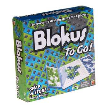 Game: Blokus To Go Game for Sale on Swap.com