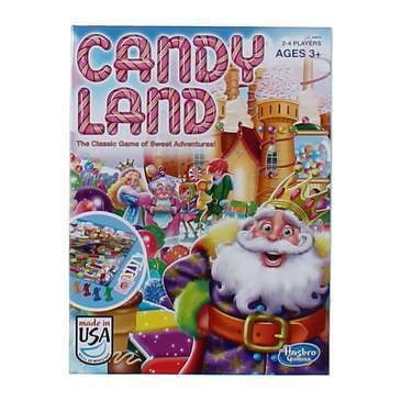 Game: Candy Land Game by Hasbro for Sale on Swap.com