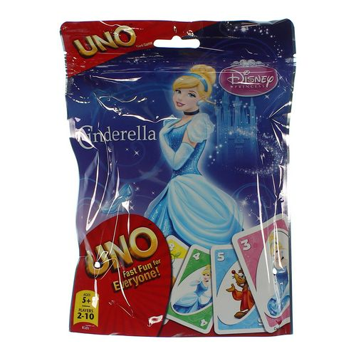 Cardinal Game: Cinderella Uno at up to 95% Off - Swap.com
