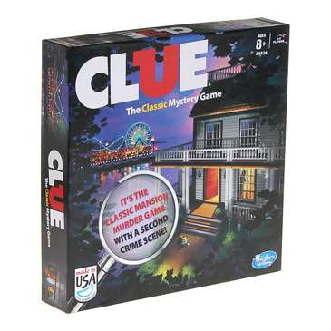Game: Clue Game for Sale on Swap.com