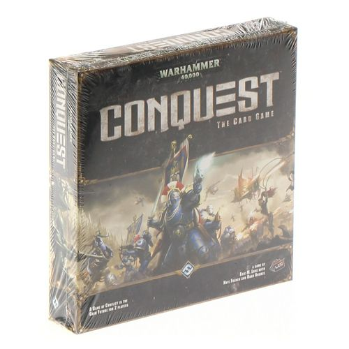 Fantasy Flight Games Game: Conquest at up to 95% Off - Swap.com