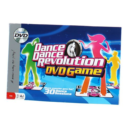 Game: Dance Dance Revolution DVD at up to 95% Off - Swap.com