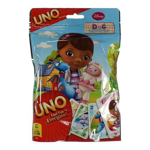 Cardinal Game: Doc McStuffins Uno at up to 95% Off - Swap.com