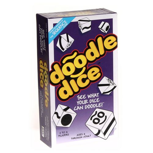 Game: Doodle Dice at up to 95% Off - Swap.com