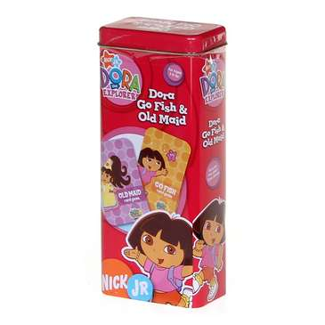 Game: Dora Go Fish & Old Maid for Sale on Swap.com