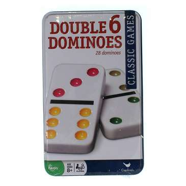 Game: Double Six Color Dot Dominoes for Sale on Swap.com