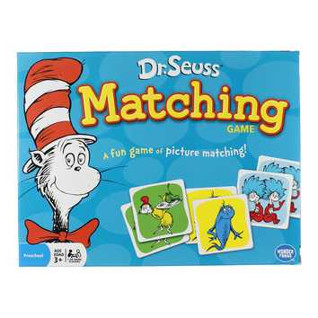 Game: Dr. Seuss Matching Game for Sale on Swap.com