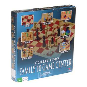 Game: Family 10 Game Center for Sale on Swap.com