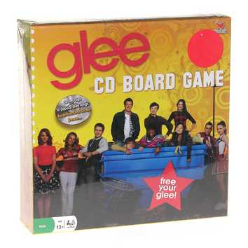 Game: Glee Board Game for Sale on Swap.com