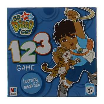 Game: Go Diego Go! 123 Game for Sale on Swap.com
