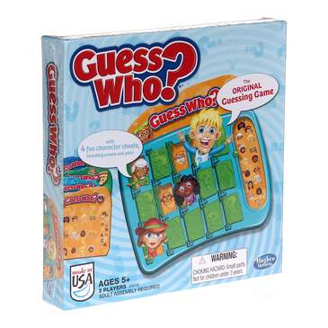 Game: Guess Who? Game for Sale on Swap.com