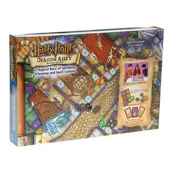 Game: Harry Potter Diagon Alley Board Game for Sale on Swap.com