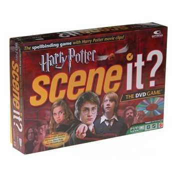 Game: Harry Potter Scene it? DVD Game for Sale on Swap.com