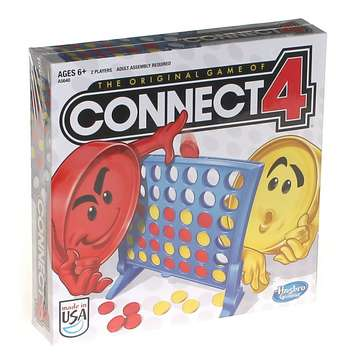 Game: Hasbro Connect 4 Game [Connect 4] for Sale on Swap.com