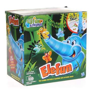 Game: Hasbro Elefun for Sale on Swap.com