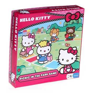 Game: Hello Kitty Picnic in the Park Game for Sale on Swap.com