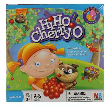 Game: Hi Ho Cherry-O Game (Amazon Exclusive) for Sale on Swap.com