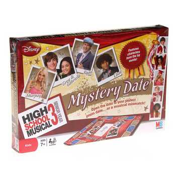 Game: High School Musical 3: Mystery Date for Sale on Swap.com