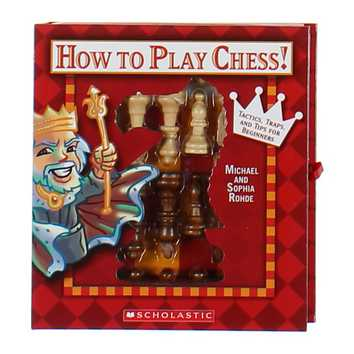 Game: How To Play Chess! for Sale on Swap.com