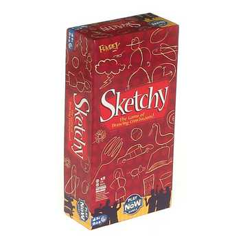 Game: Ideal Sketchy Board Game for Sale on Swap.com