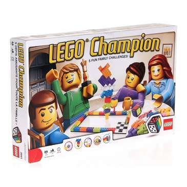 Game: Lego Champion for Sale on Swap.com