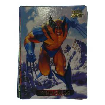 Game: Marvel Masterpieces for Sale on Swap.com