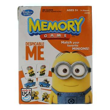 Game: Memory Game Despicable Me Edition for Sale on Swap.com