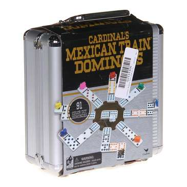 Game: Mexican Train Dominoes for Sale on Swap.com