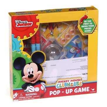 Game: Mickey Mouse Clubhouse Pop-up Game for Sale on Swap.com