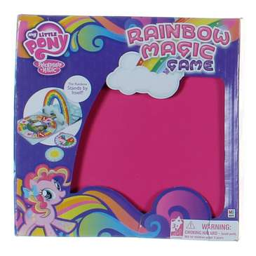 Game: My Little Pony Rainbow Magic Game for Sale on Swap.com